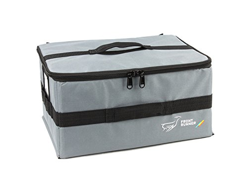 Flatpack Collapsible Storage Box With Adjustable Divider - by Front Runner (Camera Storage Box compare prices)