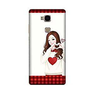 theStyleO Honor 5X back cover - StyleO High Quality Designer Case and Covers for Honor 5X