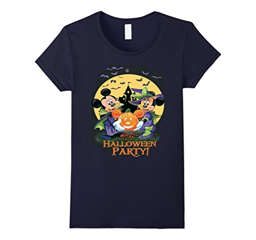 Women's HALLOWEEN COSTUMES SHIRT Small Navy (Adult Halloween Costumes Ideas 2016)