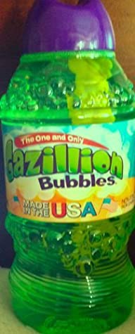 Gazillion 67.6 ounces Bubble Solution