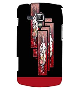PrintDhaba Chinese Symbol D-5934 Back Case Cover for SAMSUNG GALAXY S DUOS 2 S7582 (Multi-Coloured)