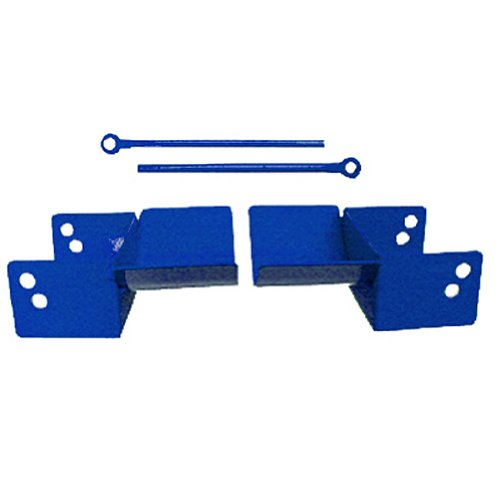 Intrepid International Metal Jump Cups, Blue (Horse Jump Cups compare prices)