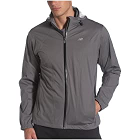 New Balance Men's NBx Waterproof Storm Striker Jacket