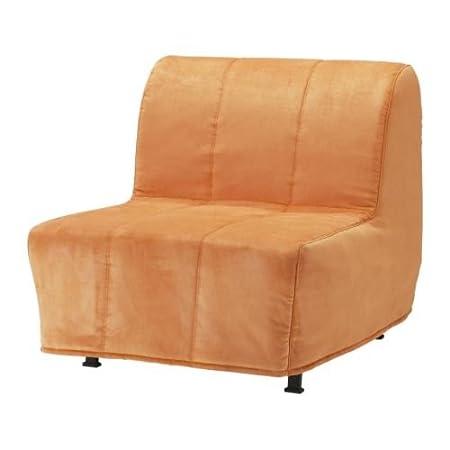 IKEA LYCKSELE - cubierta de la silla-cama, Henan naranja