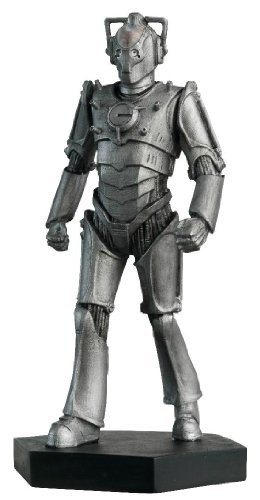 "Underground Toys Doctor Who Resin Cyber Controller 4"" Action Figure - 1"
