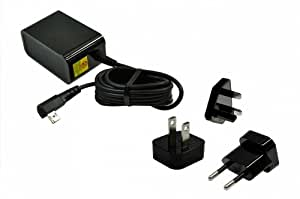 AC adapter 18 Watt - Travel Kit for Acer Iconia A510