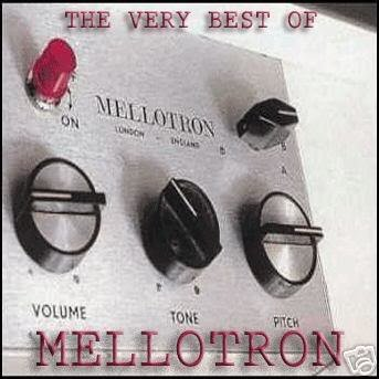 Great Features Of MELLOTRON - THE VERY BEST OF/ORIGINAL SAMPLES LIBRARY in WAVes format on DVD