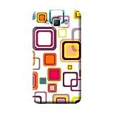 Garmor Seamless Colorful Design Plastic Back Cover For Samsung Galaxy Grand Max SM-G7200 (Seamless Colorful - 4)
