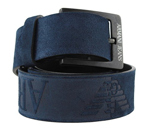 Emporio Armani - Cintura - Uomo blu 105