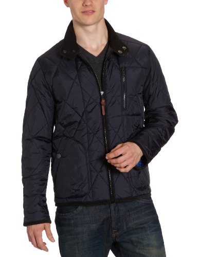 Marc O'Polo Men's 227 0206 70108 Jacket Blue (872 Dark Blue) 54