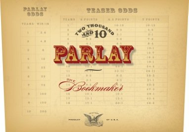 2010 Parlay - The Bookmaker Blend - Red 750 Ml