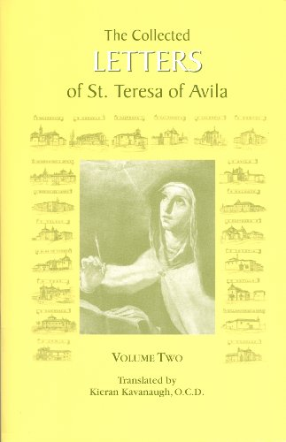 The Collected Letters of St Teresa of Avila 1578-1582 Volume 2093521660X