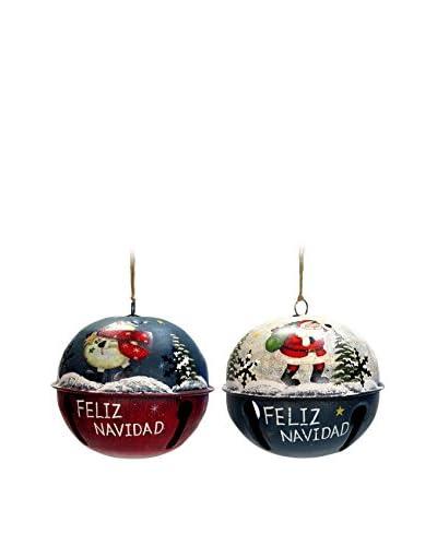 Set Colgante Árbol 2 Uds. Navidad