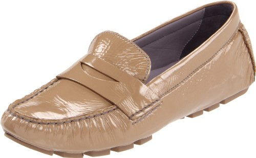Cole Haan Women's Air Sadie Driver,Cove Patent,10 2A US