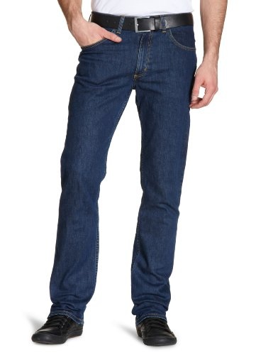 Lee - Jeans regular fit, uomo Blu (Blau (DARK STONEWASH)) 54 IT (40W/30L)