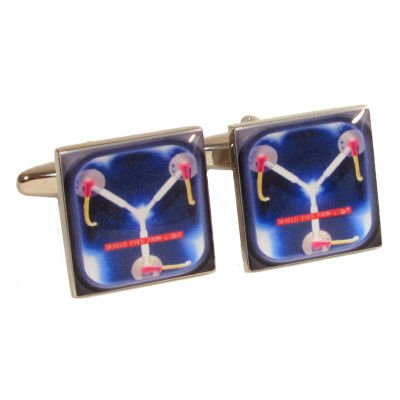 flux-capacitor-cufflinks
