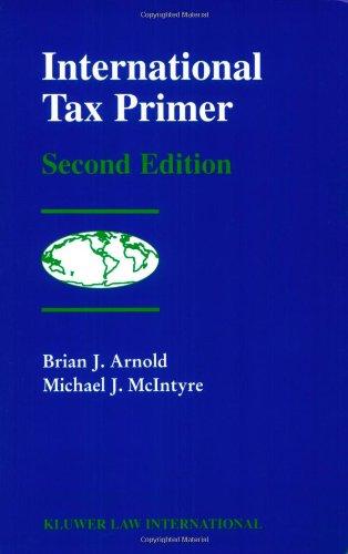 International Tax Primer