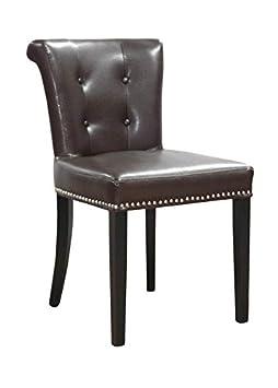 Shankar Sandringham antiguo clubking con silla de cuero, tamaño: x 86 cm, con 50 cm, D 60 cm