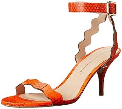 LOEFFLER RANDALL Women's Reina Mid-Heel Dress Sandal from LOEFFLER RANDALL