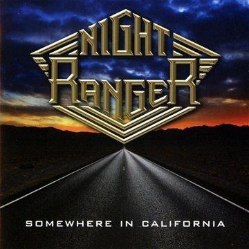 Somewhere in California by Night Ranger (2011) Audio CD