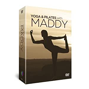 Yoga and Pilates With Maddy Triple [DVD]