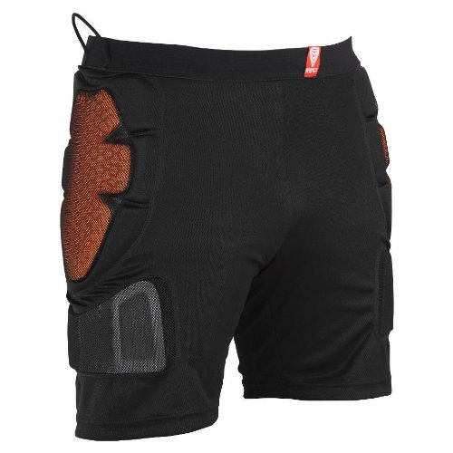 Red Total Impact Mens Shorts