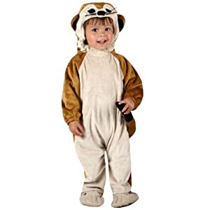 Animal Planet Collector's Edition Meerkat Infant Toddler Halloween Costume (Toddler 6-12 Months)