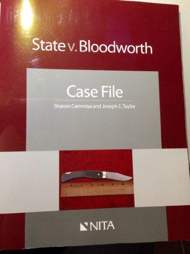State v. Bloodworth