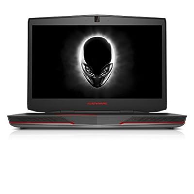 "Alienware 17.3"" LED Notebook - Intel Core i7-4910MQ Overclocked up to 4.1 GHz - 32GB RAM - 2TB HDD + 80GB SSD - NVIDIA GeForce GTX 880M 8GB - Windows 7 Home Premium - ALW17-15306sLV"