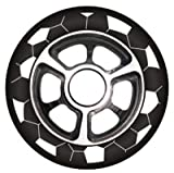 Yak FA Spoke Metal Core Scooter Wheel 100mm NEW ITEM IN BLACK