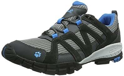Jack Wolfskin  VOLCANO LOW TEXAPORE MEN, Chaussures de randonnée homme - Multicolore - Mehrfarbig (brilliant blue), 40.5 EU