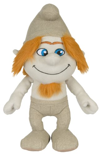 "Movie The Smurfs 10"" Plush Figure Doll - Hackus Smurf by Kelly Toy"