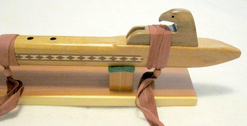 Native American Flute - Cherry - Spiritual Healing - Professional Model - Deep Key Low D
