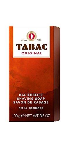 Bastone Di Sapone Da Barba Originale Tabac Ricarica 100 g