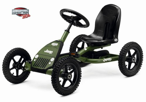 Berg Gokart, Buddy Junior Jeep