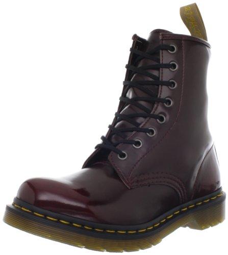 565f7f92d42 Reviews Dr Martens Women s Vegan 1460 Boot Cherry Red Rouge 7 UK 9 M ...