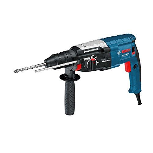 Bosch-Professional-GBH-2-28-DFV-Bohrhammer-SDS-plus-Wechselfutter-13-mm-Schnellspannbohrfutter-bis-28-mm-Bohr--blau