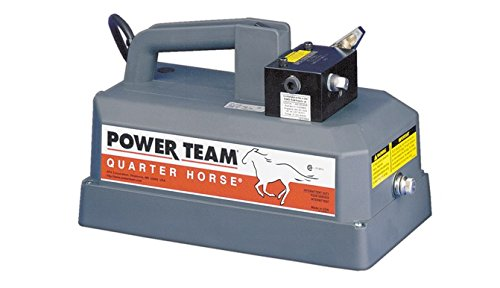 Spx Power Team Pe104-220 Electric Portable Pumps, 2-Speed