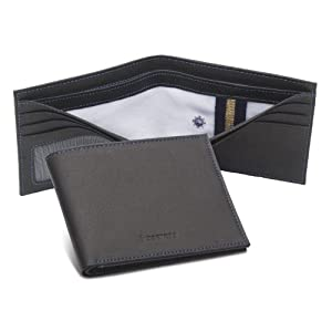 Tokens & Icons MLB Game-Played Baseball Uniform Leather Wallet (81-MLB-P) by Tokens & Icons