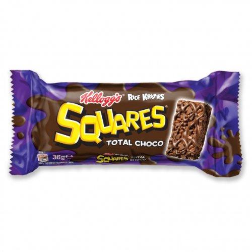 Kelloggs Squares Total Choco Menge:36g