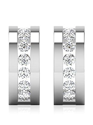 Friendly Diamonds Pendientes FDT10846Y Oro Blanco