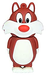 Pen Drive Sylvester Cartoon Character Shape 16 GB USB 2.0 Pen Drive ZT14018