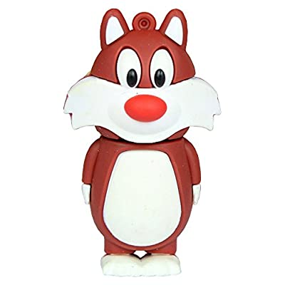 Pen Drive Sylvester Cartoon Character Shape 16 GB USB 2.0 Pen Drive ZT14018