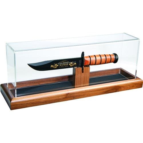 Ka-Bar 2-1431-8 Dome Present Case Display up to 13-Inch Knife