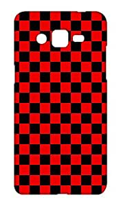 Samsung Galaxy ON5 Hard Case Back Cover - Printed Designer Cover for Samsung Galaxy ON5 - SGON5CHKSB11