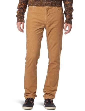 WeSC - Eddy - Pantalon - Uni - Homme - Beige (Golden) - W28/L32