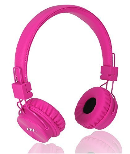 Wired Kids Headphones with Microphone and Shareport by Termichy