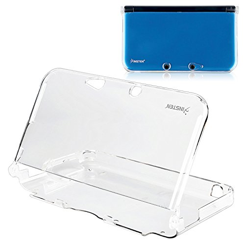 Insten Crystal Case Compatible With Nintendo 3DS XL (Not compatible with the New version), Clear (Gameboy Advanced Protection compare prices)