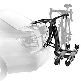 Thule Raceway Platform 2 Bike Car Trunk Rack - 9003