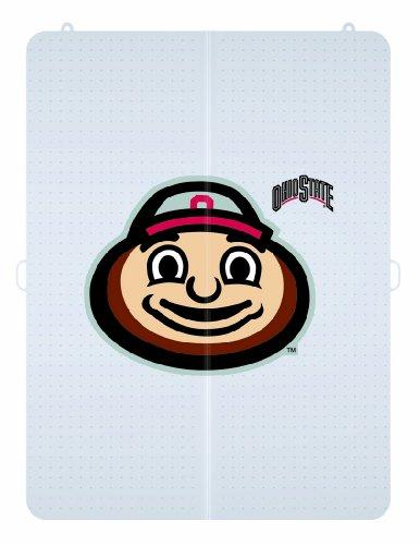 NCAA Ohio State Buckeyes Mascot Foldable Carpet Chairmat